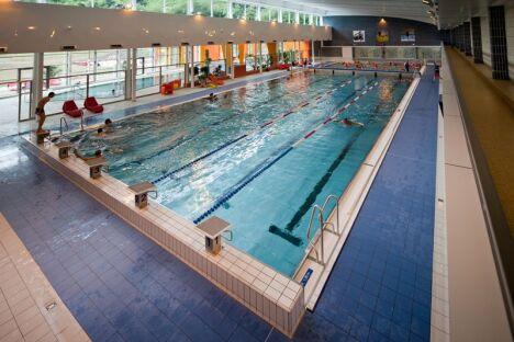 Piscine Féralia à Hayange : bassin sportif