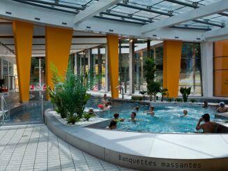 Centre aquatique Féralia à Hayange : le bassin ludique