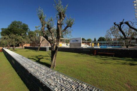 Centre aquatique Grand Bleu à Cannes
