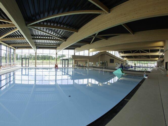 Centre aquatique L'Aa Piscine à Lumbres