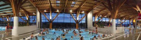 """Centre aquatique L'Ozen à Monistrol sur Loire<span class=""""normal italic petit"""">© Ozen</span>"""