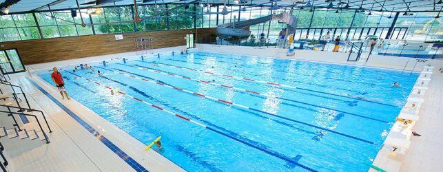 Centre aquatique La Vague - Piscine à Palaiseau