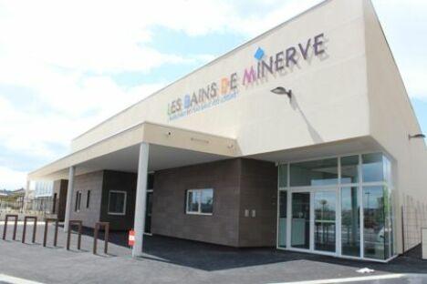 Centre aquatique Les Bains de Minerve à Peyriac-Minervois