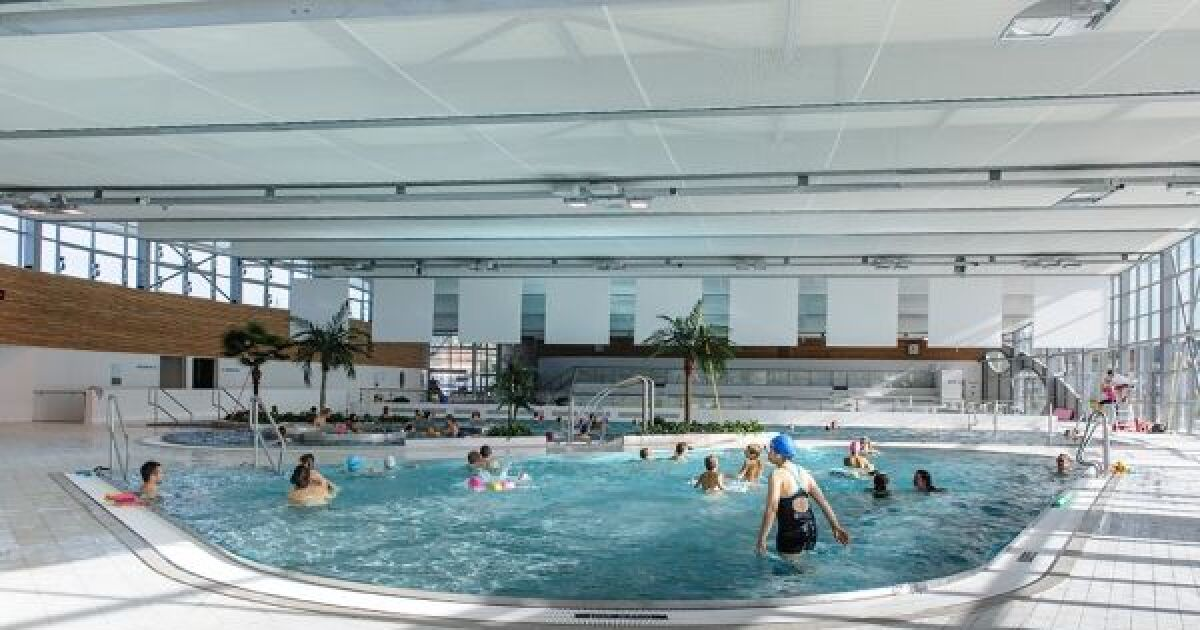 Centre aquatique les grands bains piscine herblay for Piscine de grand champ