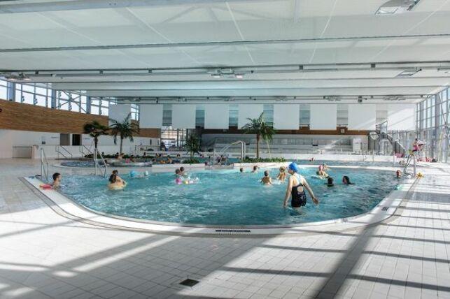 Centre aquatique Les Grands Bains - Piscine à Herblay