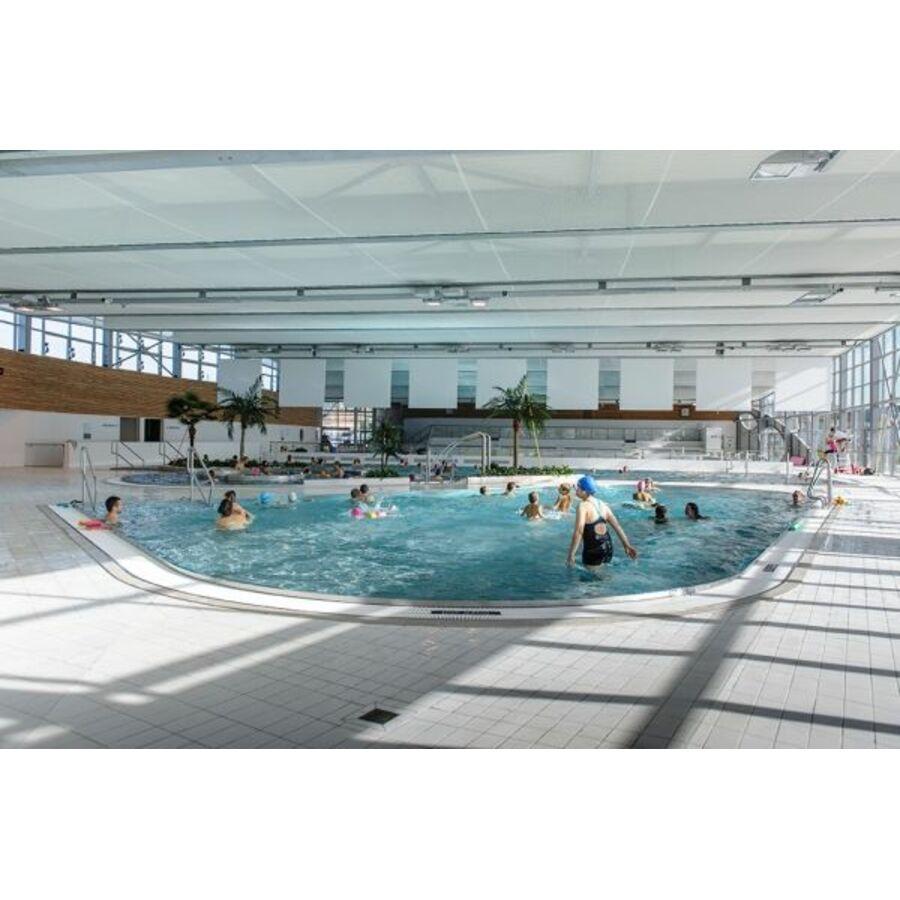 Centre Aquatique Les Grands Bains Piscine A Herblay Horaires