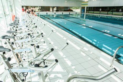 Centre aquatique Les Ondines - Piscine à Janzé