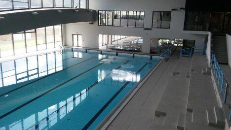Centre aquatique lina tain l 39 hermitage horaires for Piscine clermont l herault horaires
