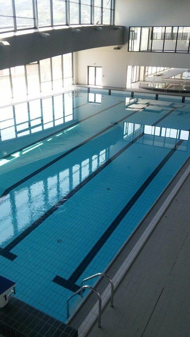Centre aquatique Linaë à Tain l'Hermitage