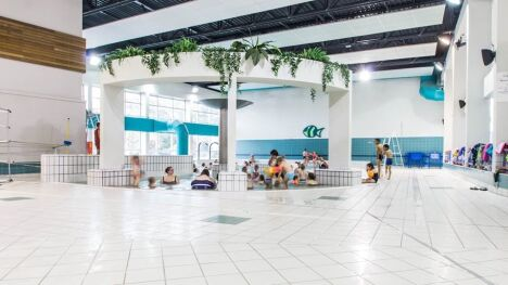 Centre aquatique Nauticaa - Piscine à Lievin