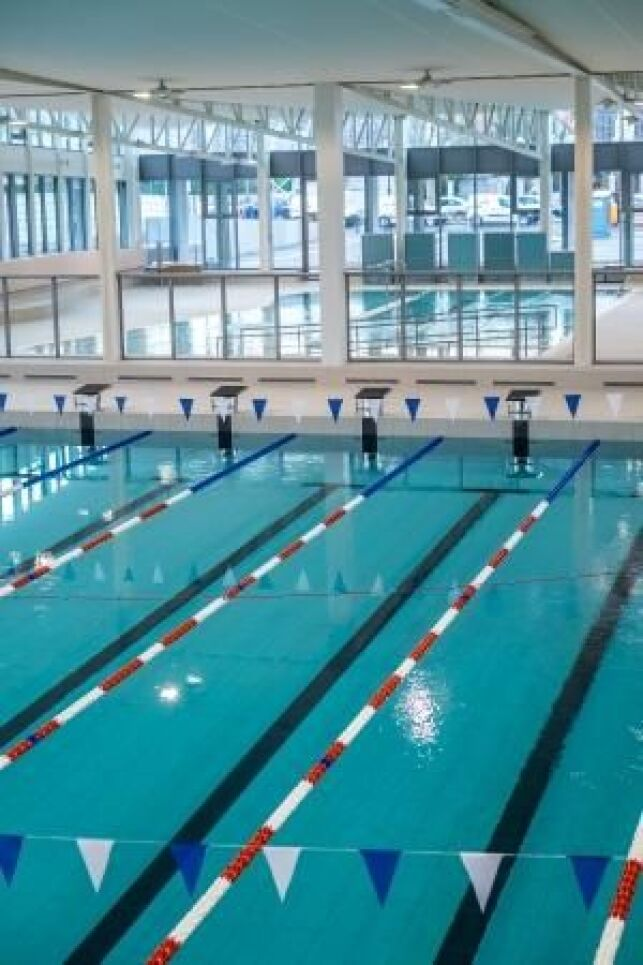 Centre aquatique Pajeaud à Antony