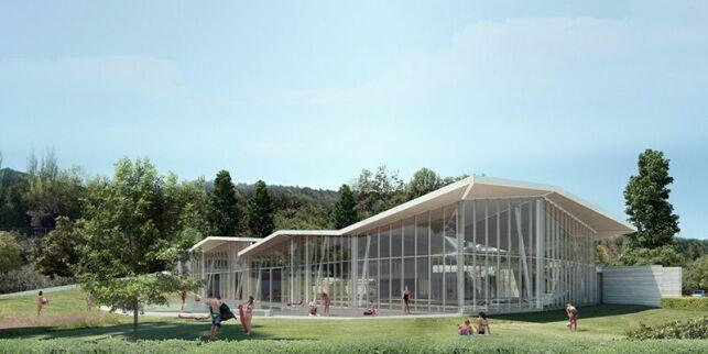 Centre aquatique - Piscine à Aubusson