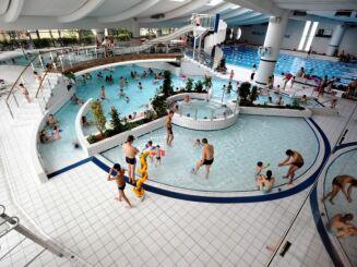 Centre aquatique - Piscine de Neuilly-sur-Seine