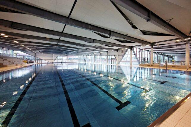 Centre aquatique - Piscine de Sartrouville