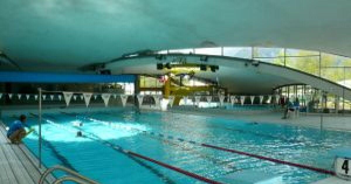 Centre Aquatique Richard Bozon Piscine De Chamonix