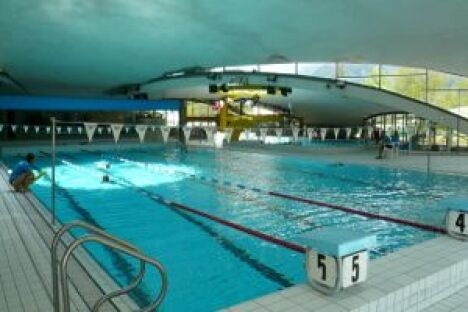 Centre Aquatique Richard Bozon - Piscine de Chamonix