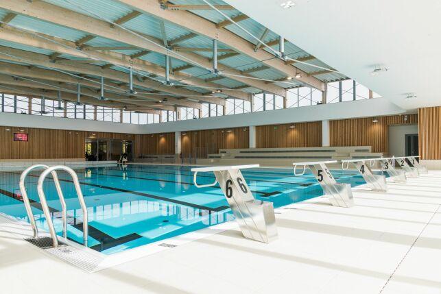 Centre Aquatique Sallanches Mont-Blanc