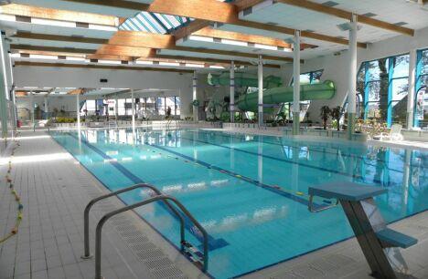 """Centre Aquatique Treziroise - Piscine à Plougonvelin<span class=""""normal italic petit"""">DR</span>"""