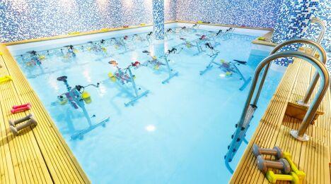Centre d'aquabike Aqua By à Paris
