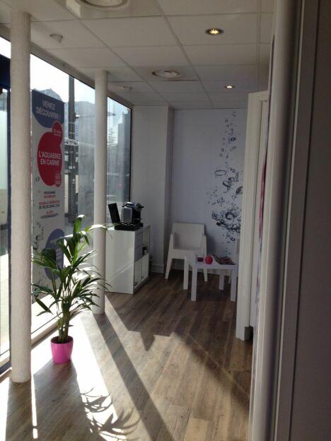 """Centre d'aquabike Envido à Boulogne Billancourt<span class=""""normal italic petit"""">DR</span>"""