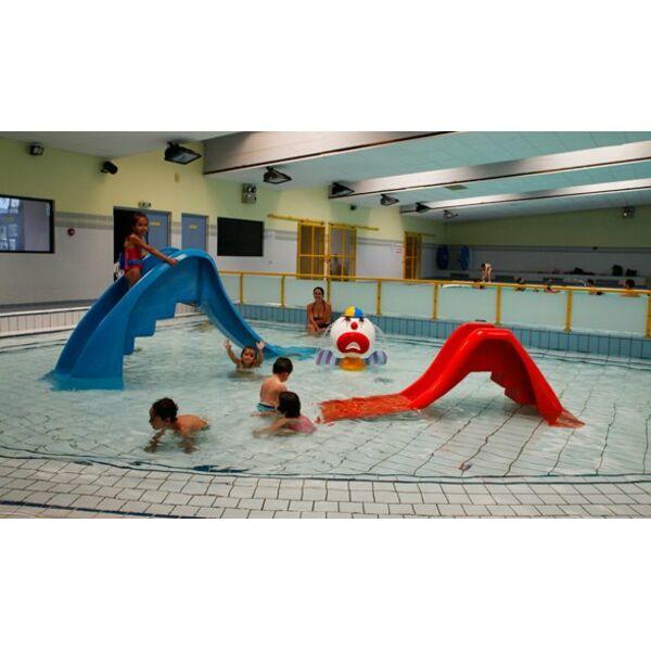Centre de loisirs nautiques piscine de thionville for Cap vert dijon piscine