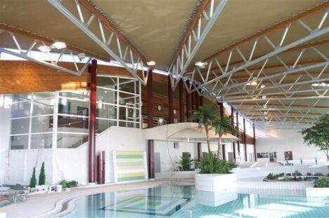 """La bassin ludique de la piscine à Saverne<span class=""""normal italic petit"""">DR</span>"""