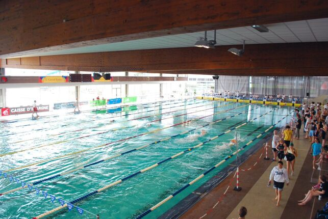 Centre nautique Paul Boyrie à Tarbes