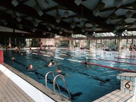 Piscine à Erstein : le bassin sportif