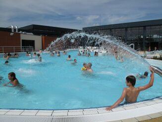 Centre aqualudique d'Issoire Communauté à Issoire