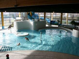 Centre aquatique Aquaval à Gaillon