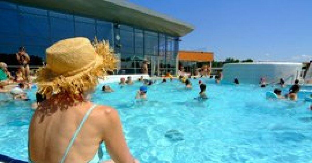 Centre aquatique piscine d 39 aurillac horaires tarifs for Centre gadbois piscine horaire