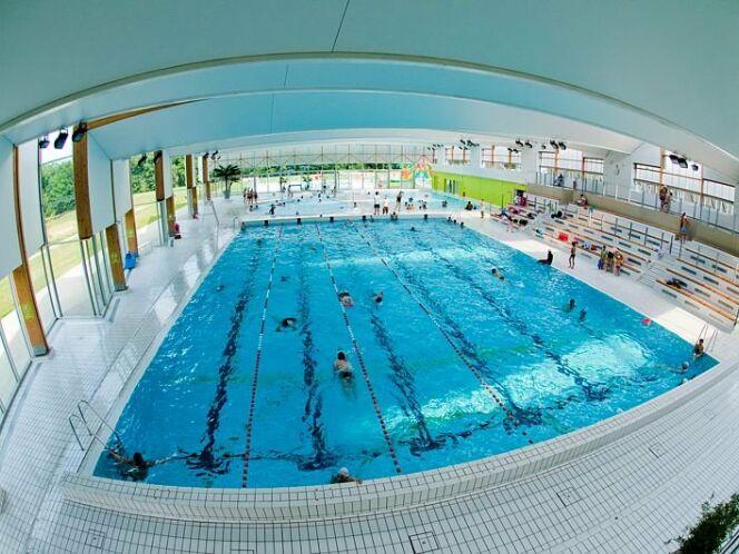 Centre aquatique de Marne et Gondoire à Lagny-sur-Marne