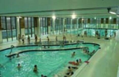 """Centre aquatique du Pays Sedanais à Sedan<span class=""""normal italic petit"""">DR</span>"""