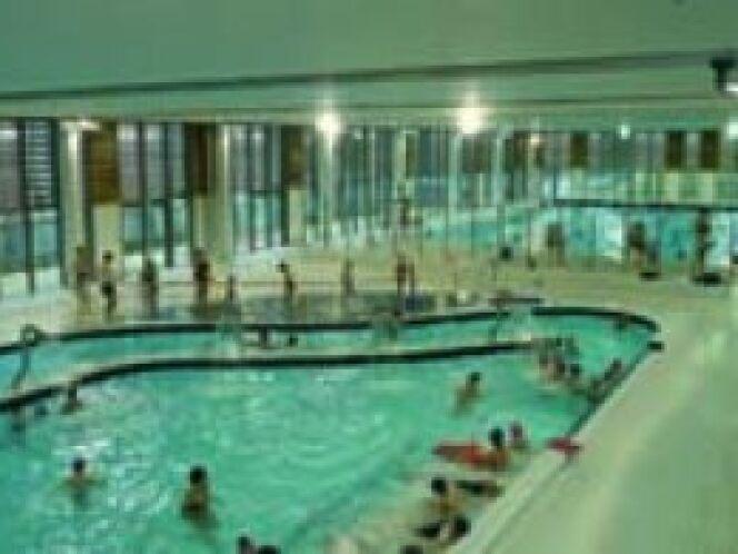 Centre aquatique du Pays Sedanais à Sedan