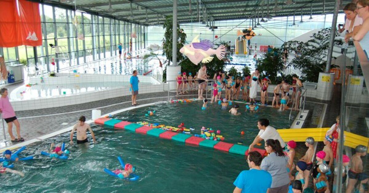 Centre aquatique l 39 il bulle piscine la fl che for Piscine atlantides