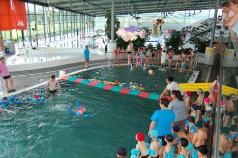 """Centre aquatique L'Ilébulle à La Flèche<span class=""""normal italic"""">DR</span>"""