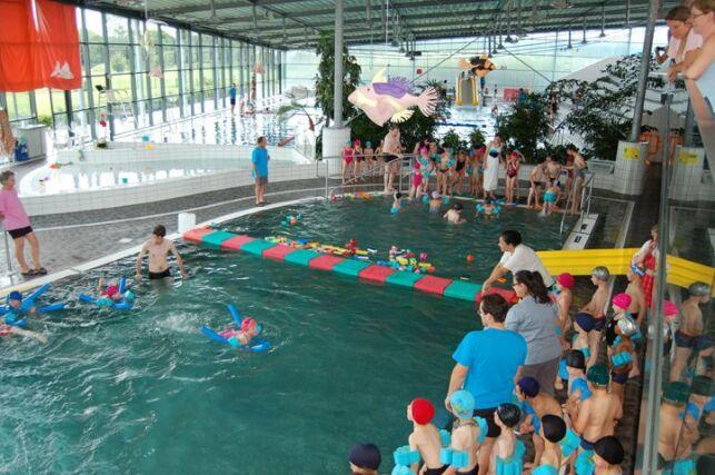 Centre aquatique L'Ilébulle à La Flèche