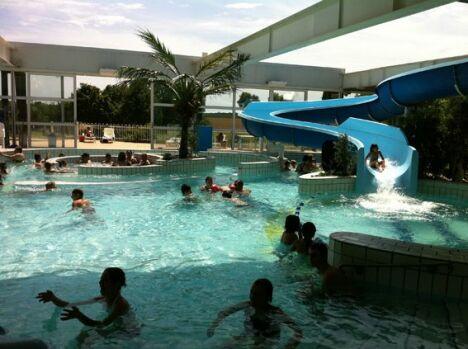 """Centre aquatique Val d'Oréane à Dampierre en Burly<span class=""""normal italic"""">DR</span>"""