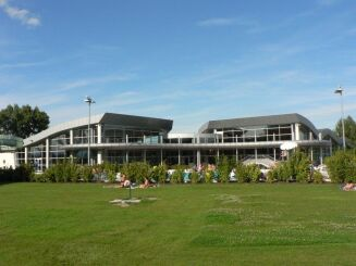 Centre Nautique de l'Île Napoléon à Rixheim/Habsheim