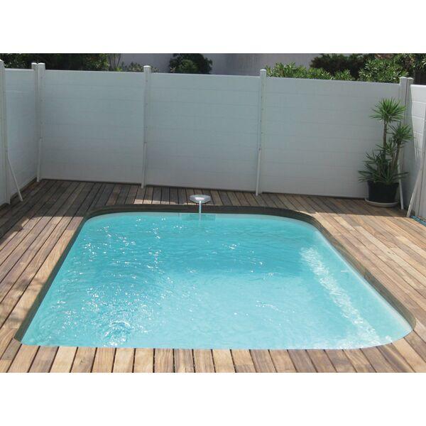 coque piscine zyke