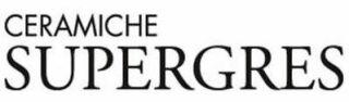 Logo Ceramiche Supergres