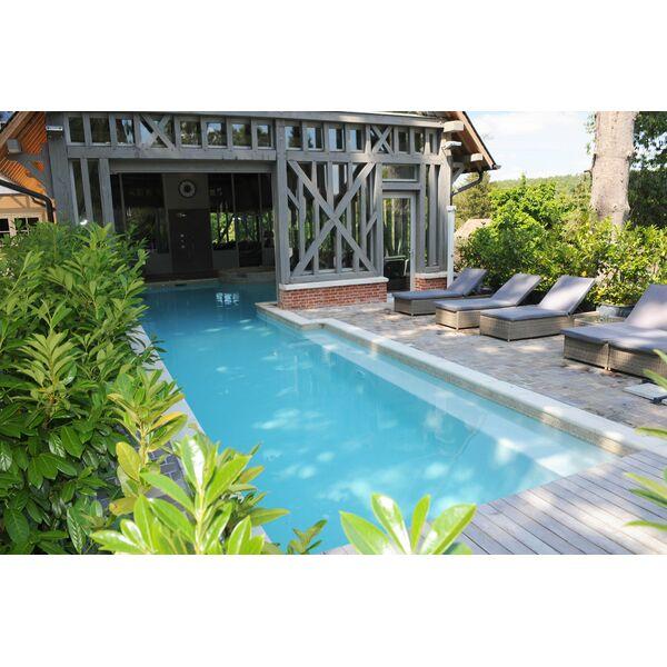 la piscine int rieure et ext rieure par diffazur. Black Bedroom Furniture Sets. Home Design Ideas