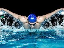 Les championnats de France de natation