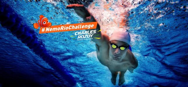 Charles Rozoy lance le #NemoRioChallenge !
