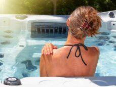 Chauffer l'eau d'un spa