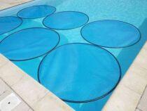 Chauffer sa piscine grâce aux disques solaires, astucieux et pratique