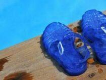 Chausson de piscine et de natation