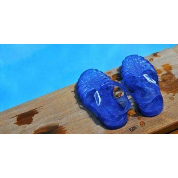 Chausson de piscine et de natation for Chausson pour piscine