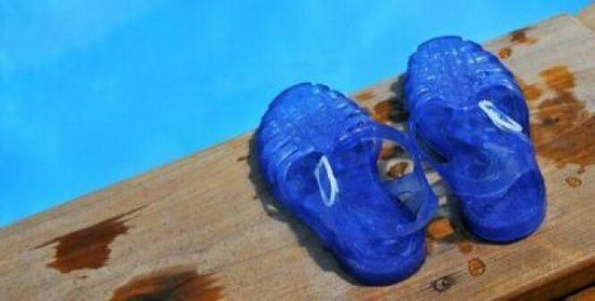 Chausson de piscine