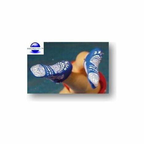 "Chausson de piscine antibactérien Akkua<span class=""normal italic petit"">© Aquagyms</span>"